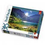 Puzzle 1000 pièces - Lac Morskie Oko, les Tatras, Pologne