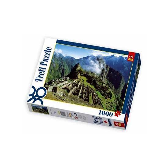 Puzzle 1000 pièces - Machu Picchu, Pérou - Trefl-10209