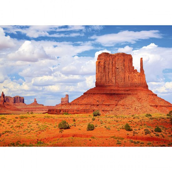 Puzzle 1000 pièces - Monument Valley, USA - Trefl-10315
