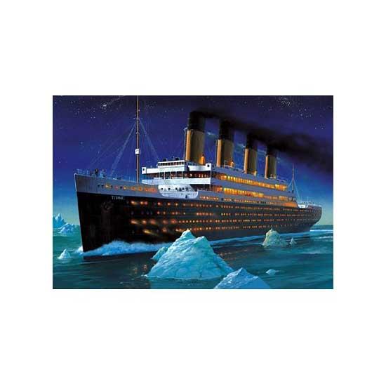 Puzzle 1000 pièces - Titanic - Trefl-10080
