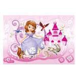 Puzzle 15 pièces Magic Decor : Princesse Sofia