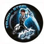 Puzzle 150 pièces rond : Max Steel