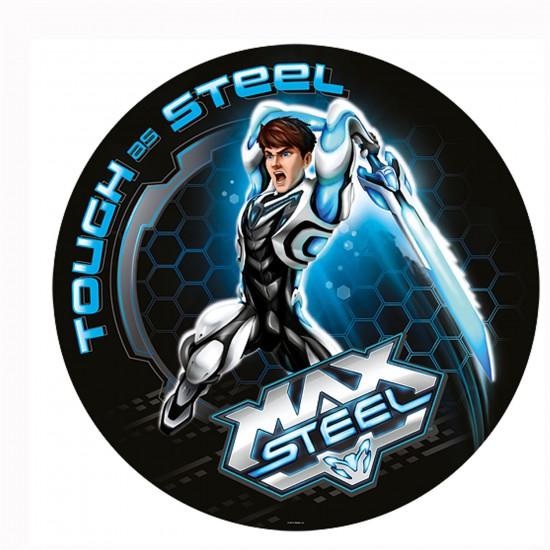 Puzzle 150 pièces rond : Max Steel - Trefl-39093
