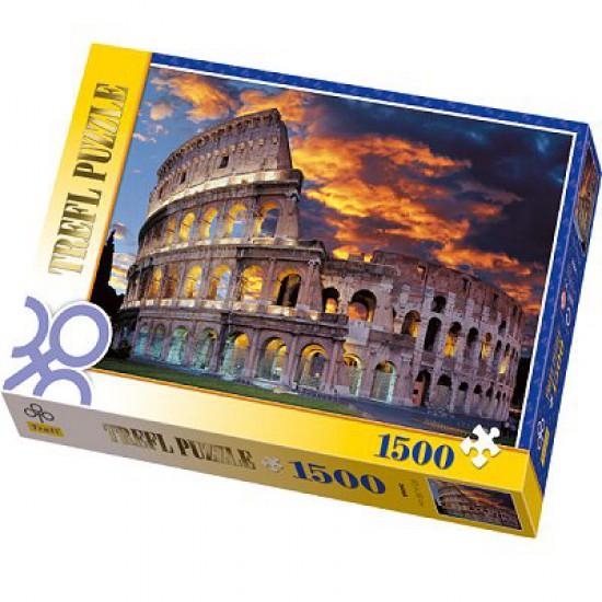 Puzzle 1500 pièces - Le Colisée - Trefl-26068
