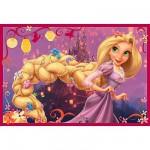 Puzzle 160 pièces - Princesses Disney : Raiponce
