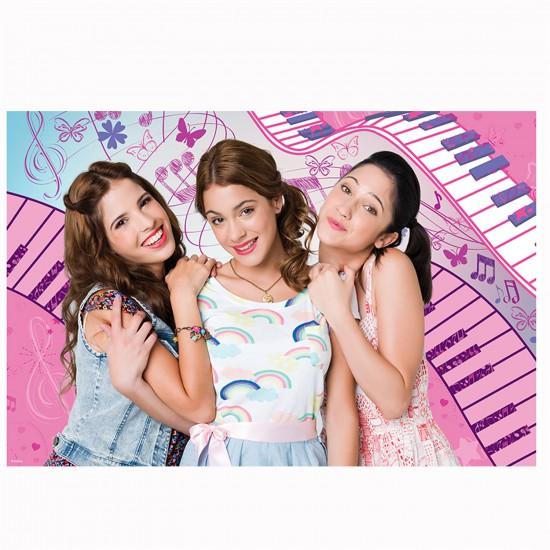 Puzzle 160 pièces : Violetta, mes meilleures amies - Trefl-15285