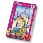 Puzzle 160 pièces - Les princesses Disney
