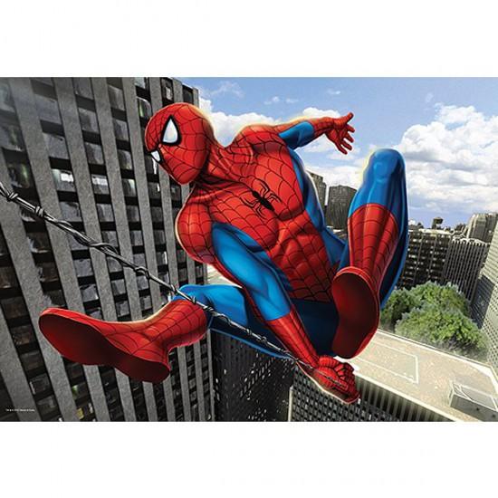 Puzzle 160 pièces - Spiderman : Prêt à intervenir - Trefl-15221