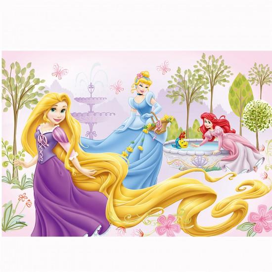 Puzzle 2 x 48 pièces : Color puzzle : Princesses Disney - Trefl-36503