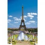 Puzzle 2000 pièces - La Tour Eiffel, Paris