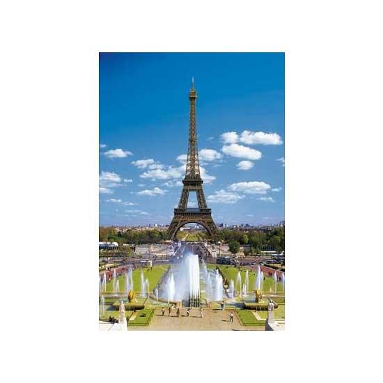 Puzzle 2000 pièces - La Tour Eiffel, Paris - Trefl-27051