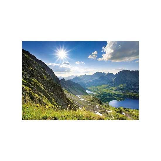 Puzzle 2000 pièces - Vallée : Les Tatras, Pologne Slovaquie - Trefl-27047