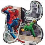 Puzzle 220 pièces - Puzzle forme : Spiderman