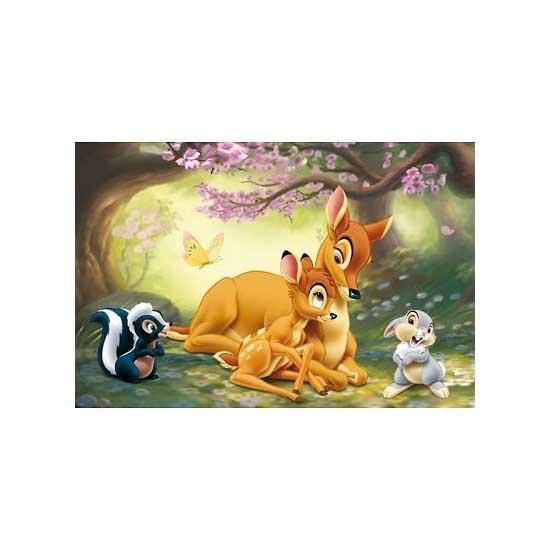 Puzzle 24 pièces - Bambi et sa maman - Trefl-14096