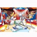 Puzzle 24 pièces maxi : Looney Tunes en concert