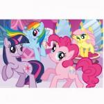 Puzzle 24 pièces maxi : Mon petit poney : C'est magique !