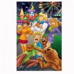 Puzzle 24 pièces maxi : Scooby doo à la fête foraine