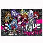 Puzzle 260 pièces : Monster High : Le gang de l'école