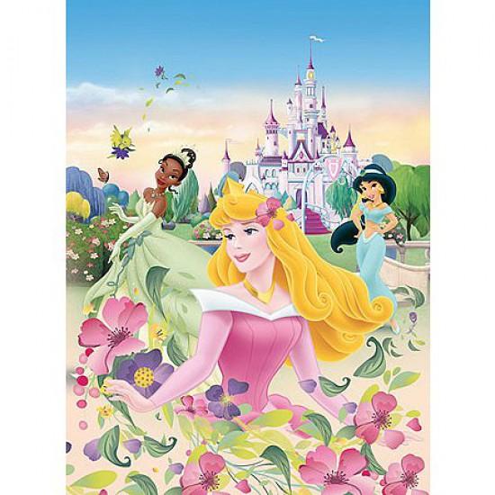 Puzzle 30 pièces - Princesses Disney : Matin d'été - Trefl-18156