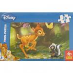 Puzzle 30 pièces - Bambi