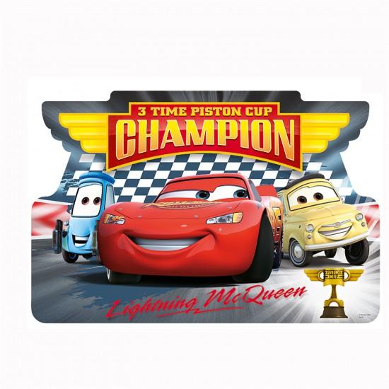 Puzzle 30 pièces maxi : Cars 2, Le champion - Trefl-14164