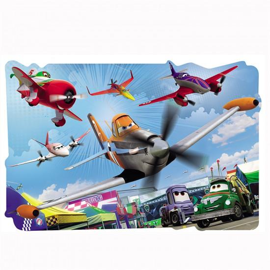 Puzzle 30 pièces maxi : Planes : Les aventures de Dusty - Trefl-14406