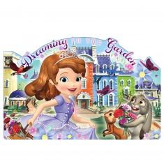 Puzzle 30 pièces maxi : Princesses Sofia