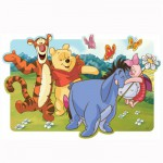 Puzzle 30 pièces maxi : Winnie l'ourson et ses amis prêts pour de nouvelles aventures