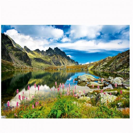Puzzle 3000 pièces : Tatras, Slovaquie - Trefl-33031
