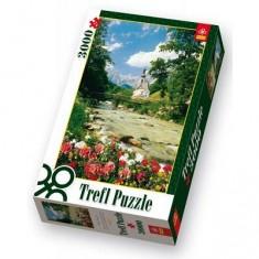Puzzle 3000 pièces - Ramsau, Allemagne