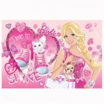 Puzzle 50 pièces Glam Puzzle : Barbie