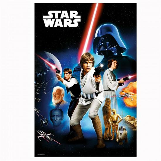 Puzzle 500 pièces : Star Wars - Trefl-37173