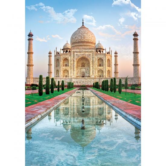 Puzzle 500 pièces : Taj Mahal - Trefl-37164