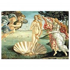 Puzzle 500 pièces Botticelli : La naissance de Venus