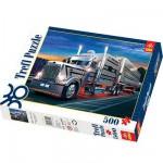 Puzzle 500 pièces - Camion étincellant