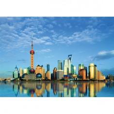 Puzzle 500 pièces - Shanghaï, Chine