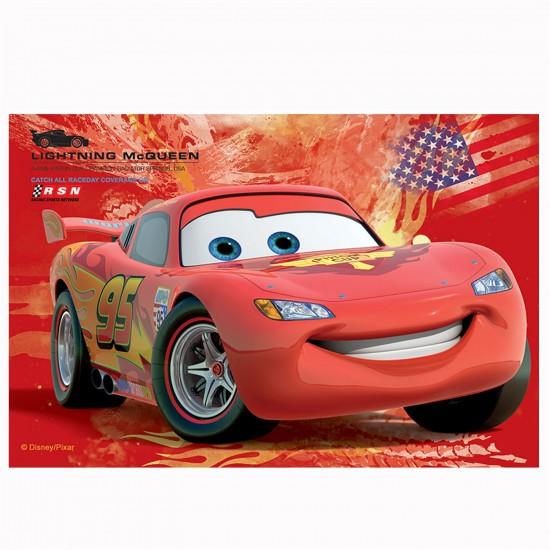 Puzzle 54 pièces Mini : Cars Flash McQueen - Trefl-54097-19360