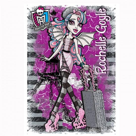 Puzzle 54 pièces Mini : Monster High : Rochelle Goyle - Trefl-54121-19438