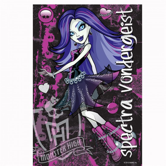Puzzle 54 pièces Mini : Monster High : Spectra Vondergeist - Trefl-54120-19435