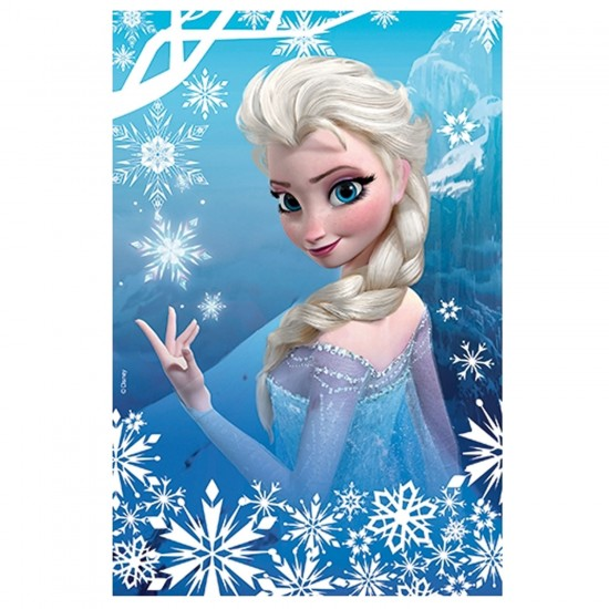 Puzzle 54 pièces Mini Reine des neiges : Elsa - Puzzle Trefl - Rue ...