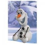 Puzzle 54 pièces Mini Reine des neiges : Olaf
