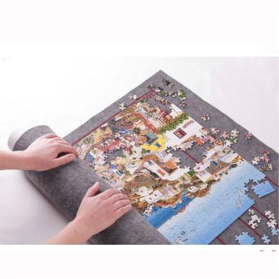 tapis de puzzle 500 3000 pi ces puzzle trefl rue des. Black Bedroom Furniture Sets. Home Design Ideas