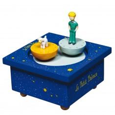 Boîte à Musique en bois : Le Petit Prince