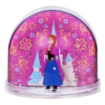 Boule à neige La Reine des Neiges (Frozen) : Anna