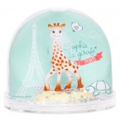 Boule à neige Sophie La Girafe Paris