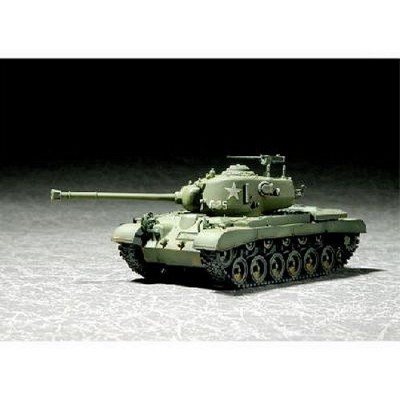 Maquette Char: US M46 Patton medium Tank 1960 - Trumpeter-TR07288