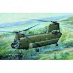 Maquette hélicoptère de transport militaire US : CH-47A Chinook