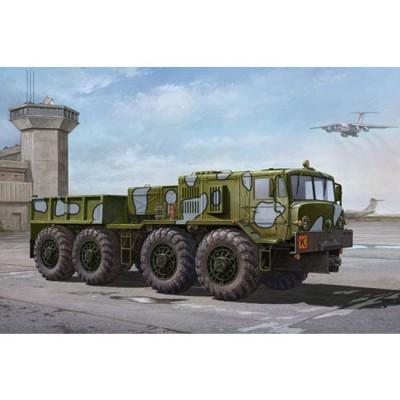 Maquette Camion soviétique MAZ/KZKT-537L Cargo - Trumpeter-TR01005