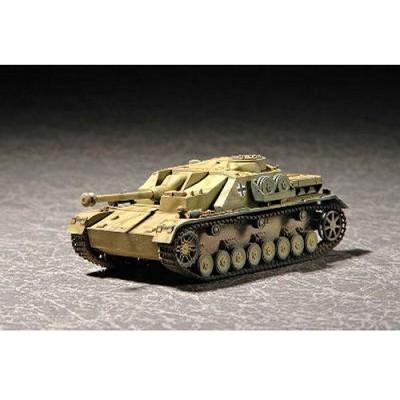 Maquette Char: Canon d'assaut Sturmgeschutz IV - Trumpeter-TR07261