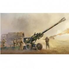 Maquette Canon US M198 155mm Howitzer Moyen (fin de production)